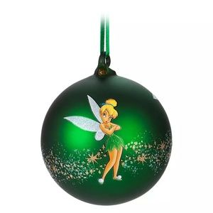 Disney Parks 2019 Limited Tinkerbell Ornament